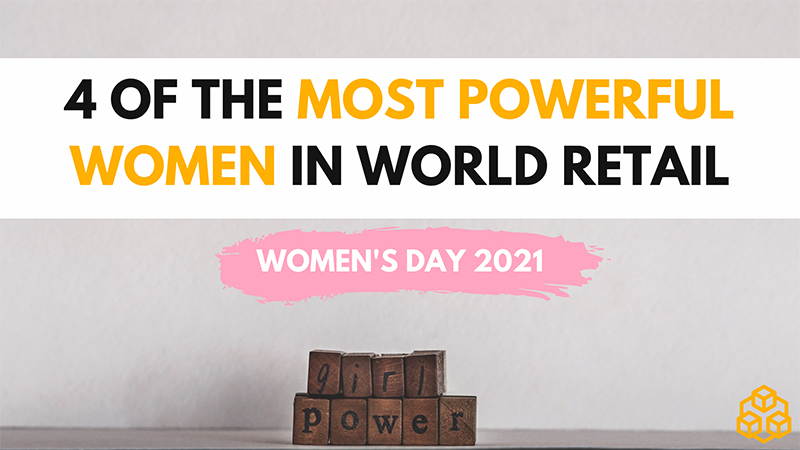 4 of the Most Powerful Women in World Retail