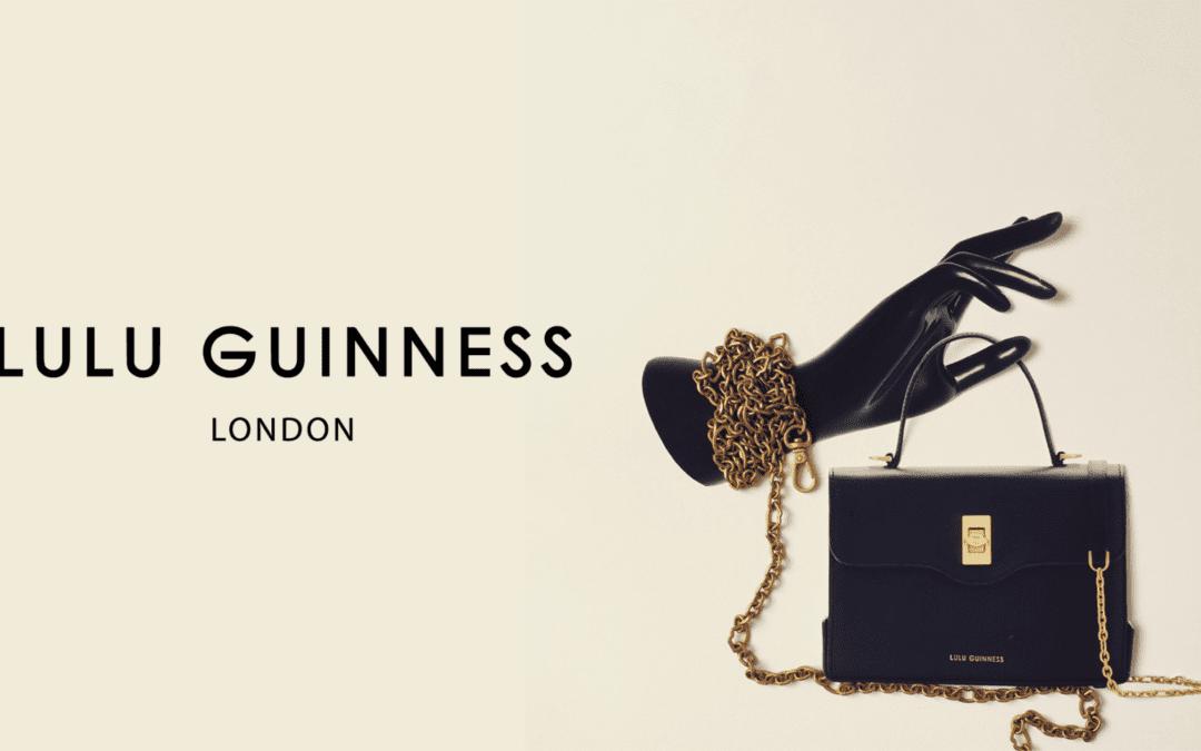 News Announcement: Lulu Guinness Go Live!